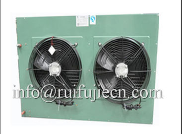 چین Black Or White Body Two Fans Condenser Unit For Air Conditioner , CC Approval توزیع کننده
